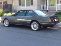 1984 BMW 6 Series