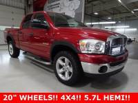 Used 2008 Dodge Ram 1500 SLT 4WD Quad Cab 140.5 SLT for Sale in Waterloo IA
