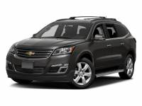 Certified Pre-Owned 2017 Chevrolet Traverse LTAWD