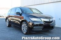 Certified Pre-Owned 2015 Acura MDX 3.5L Technology Package in Reading, PA
