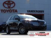 2014 Lincoln MKX Base SUV Front-wheel Drive