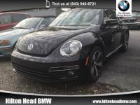 2013 Volkswagen Beetle Convertible 2.0 Turbo * One Owner * Heated Seats * 18 Alloy Wh Convertible Front-wheel Drive