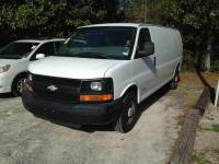 2006 Chevrolet Express Cargo 2500 3dr Extended Cargo Van