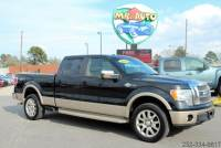 2010 Ford F-150 TRUCK F150 SuperCrew King Ranch 4WD