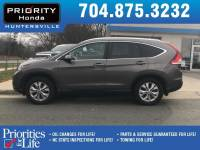 Certified Pre-Owned 2014 Honda CR-V For Sale in Huntersville NC | Serving Charlotte, Concord NC & Cornelius | VIN: 2HKRM4H72EH649071