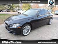 2014 BMW 3 Series 328d xDrive NAVIGATION LUXURY LINE COLD WEATHER PR Sedan All-wheel Drive