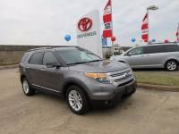 Used 2014 Ford Explorer XLT SUV FWD For Sale in Houston