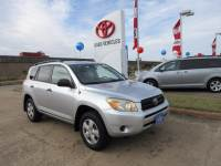 Used 2007 Toyota RAV4 Base SUV FWD For Sale in Houston