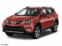 2014 Toyota RAV4 4WD XLE SUV All-wheel Drive