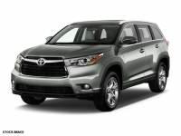 2015 Toyota Highlander Limited V6 SUV All-wheel Drive