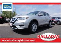Certified Pre-Owned 2017 Nissan Rogue S in Cheyenne, WY