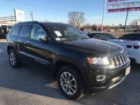 2015 Jeep Grand Cherokee RWD Sport Utility Limited