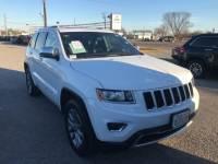 2014 Jeep Grand Cherokee RWD Sport Utility Limited