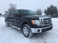 2009 Ford F-150 4x4 Lariat 4dr SuperCrew Styleside 6.5 ft. SB