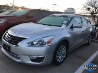 Certified 2015 Nissan Altima 2.5 S Sedan For Sale in Frisco TX