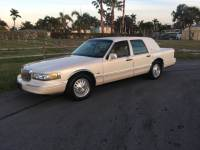 1997 Lincoln Town Car Cartier For Sale
