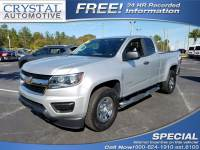 2016 Chevrolet Colorado 4x2 Work Truck 4dr Extended Cab 6 ft. LB