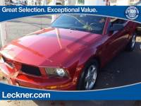 Used 2008 Ford Mustang For Sale   Springfield VA