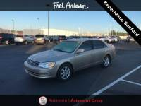 Pre-Owned 2004 Toyota Avalon XLS Sedan For Sale | Raleigh NC