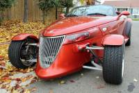 2001 Plymouth Prowler 2dr Convertible