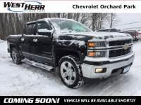 2014 Chevrolet Silverado 1500 LTZ Truck Crew Cab