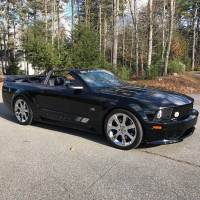 2007 Ford Mustang GT Premium 2dr Convertible