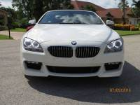 2013 BMW 6 Series 640i 2dr Convertible