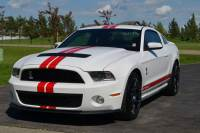 2012 Ford Shelby GT500 2dr Coupe