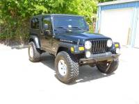 2006 Jeep Wrangler Unlimited Rubicon 2dr SUV 4WD