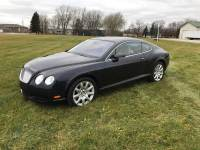 2005 Bentley Continental GT 2dr Turbo Coupe