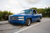 1990 Chevrolet C/K 1500 Series 2dr C1500 454SS Standard Cab SB