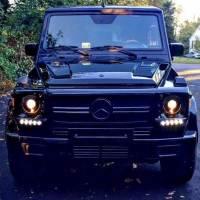2002 Mercedes-Benz G-Class AWD G 500 4MATIC 4dr SUV