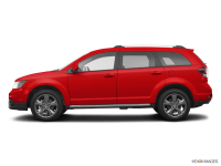 2016 Dodge Journey 4D SUV AWD CROSSROAD SUV