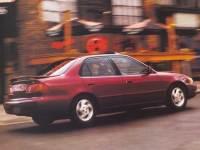 1998 Toyota Corolla LE Sedan Front-wheel Drive