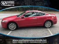 PRE-OWNED 2008 HONDA ACCORD EX-L FWD 2D COUPE