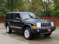 2008 Jeep Commander 4WD Limited
