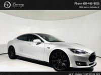 2013 Tesla Model S Performance Plus   Tech Pack   Ultra Sound   Pano Roof Rear Wheel Drive Sedan