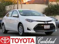 2017 Toyota Corolla LE Sedan Front-wheel Drive in Carlsbad