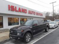 2014 Ford F-150 4x4 FX4 4dr SuperCrew Styleside 5.5 ft. SB