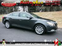 2016 Buick LaCrosse Leather Front Wheel Drive
