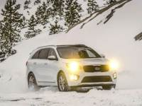 2018 Kia Sorento LX 3rd Row Convenience Cool & Connected SUV Front-wheel Drive