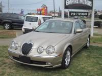 2003 Jaguar S-Type 3.0 4dr Sedan