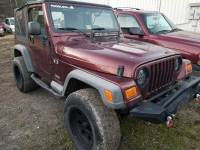 2003 Jeep Wrangler X 4WD 2dr SUV