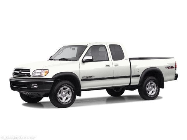 Used 2002 Toyota Tundra SR5 Extended Cab Pickup in Spruce Pine, NC