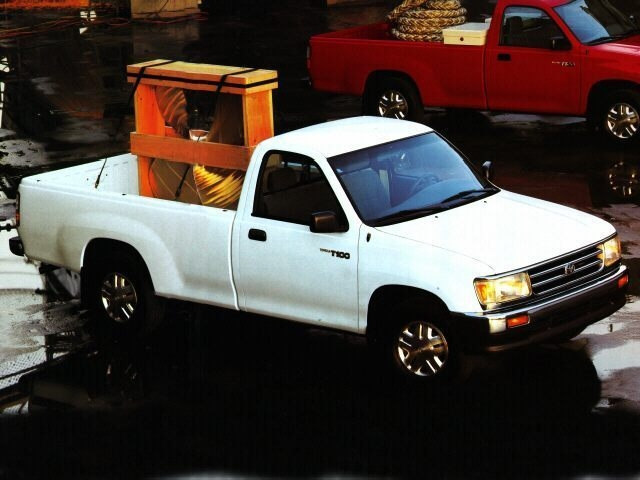 1996 Toyota T100 Base Truck 4 cyls