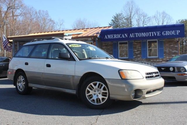 Photo 2002 Subaru Legacy Wagon Outback AWD