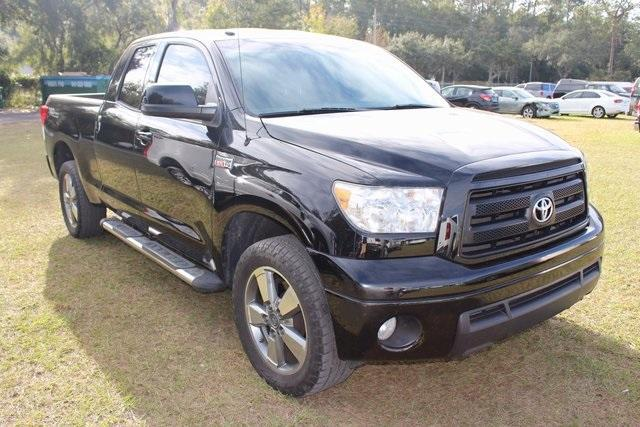 Used 2011 Toyota Tundra 2WD Truck 2WD Double Cab Standard Bed 5.7L V8 (Natl)