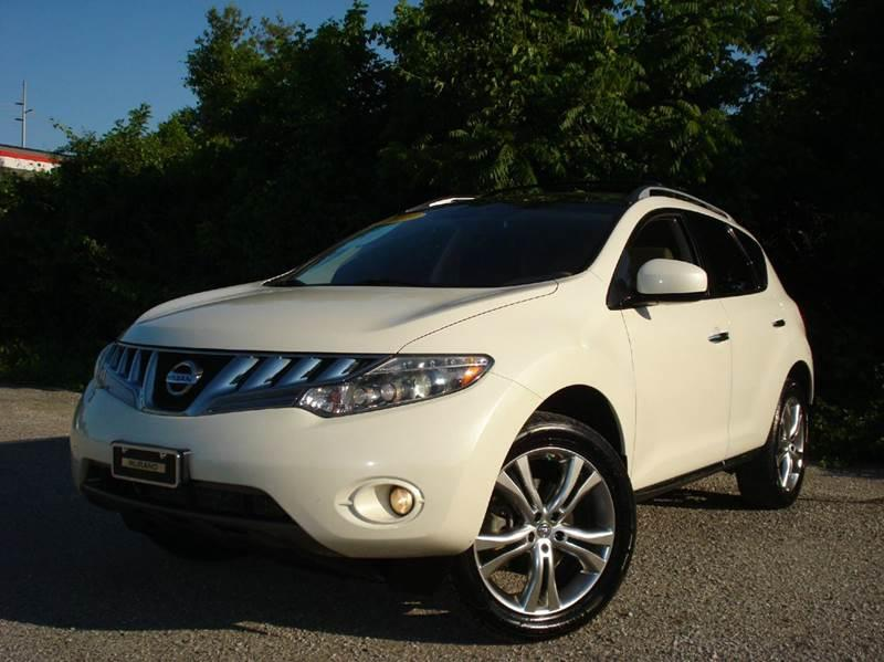 2010 Nissan Murano LE AWD---CARFAX 1 OWNER