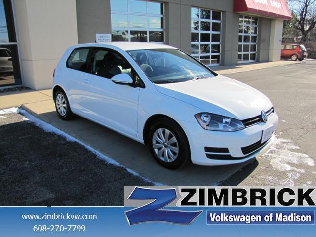 Used 2015 Volkswagen Golf 2dr HB Man Launch Edition *Ltd Avai Car in Madison, WI