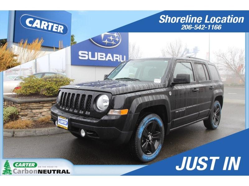 2013 Jeep Patriot Latitude 4WD For Sale in Seattle, WA